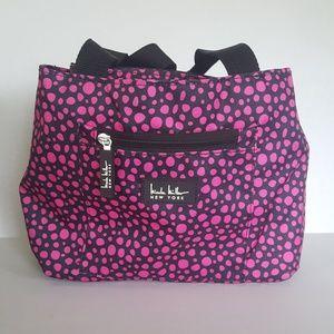 Nicole Miller New York Lunch Bag